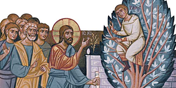 Liturgijska čitanja za 31. NEDJELJU KROZ GODINU